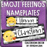 Emoji Name Tags Editable