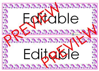 Editable Emoji picture labels/borders #ausbts18
