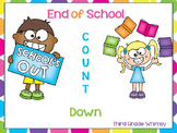 Editable End of Year Countdown