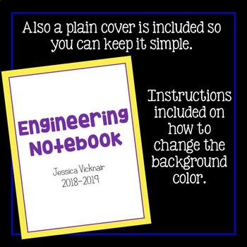 Editable Engineering Notebook