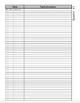 Editable Excel Lesson Planbook template for Middle and Secondary Teachers