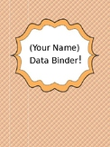 Editable Fall Binder Cover