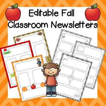 Fall Newsletters