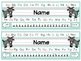 Editable Farm Nameplates