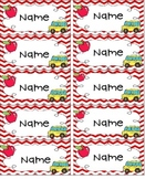 Editable First Day Name Tags