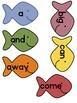 Editable Fish Word Wall Set
