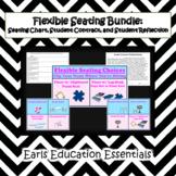 Editable Flexible Seating Bundle: Seating Chart, Contract,