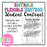 Editable Flexible Seating Contract