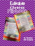 Editable Flipbook (Handbook for: Sub, New Teachers, Parents, Emergencies)