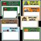 Editable Focus Wall | Reading | Camping Theme Classroom Decor