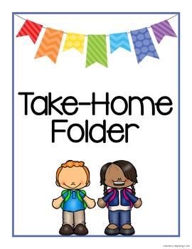 Editable Folder or Binder Covers