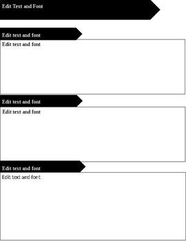 Editable Forms