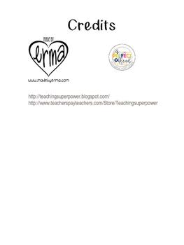 Editable Freebie Paper