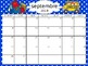 Editable French Calendars 2016-2017/Calendriers en francais