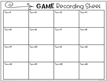 Editable Game Templates: 6 Engaging Classroom Games for ANY subject