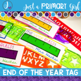 Editable Gift Tag - Ruler