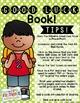 Editable Good Luck Book: A Community Building Writing Activity