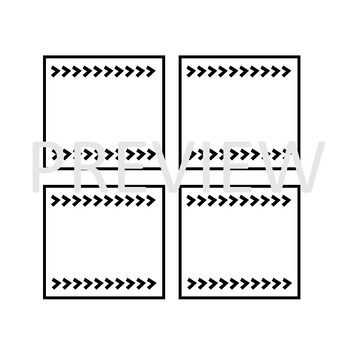 Editable Grade Level Special Area Schedule Cards - Labels - Black & White