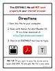 Editable Gradebook with Digital or Print Option