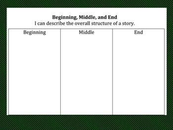 Editable Graphic Organizer Freebie