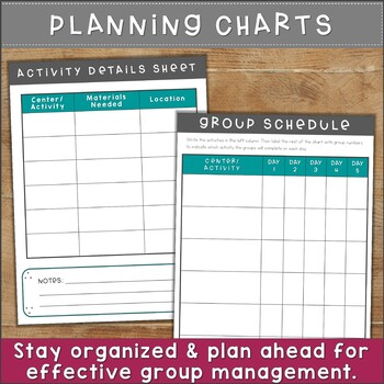 Editable Group Schedule