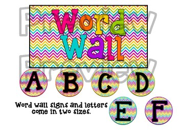Editable Group Signs. Also includes word wall, and Agenda subjects