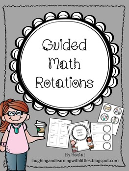 Editable Guided Math Rotations