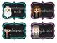 Editable Harry Potter Classroom Labels