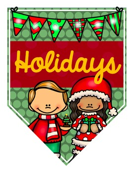 "Editable ""Holidays Around the World"" Bulletin Board Banner"