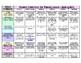Editable Homework Grid