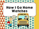 Editable! How I Go Home Bracelets/Watches