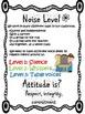 Editable IB PYP Back to School Welcome Procedures Presenta