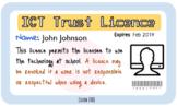 Editable ICT/Technology Trust Licences
