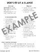 Editable IEP at a Glance FREEBIE