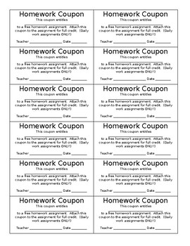 Editable Incentive Coupons