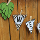 Editable Jungle / Safari Welcome Banner