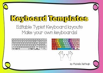 Editable Keyboard in PowerPoint