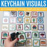 Editable Keychain Visuals