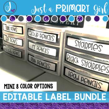 Editable Label Bundle