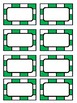 Editable Labels - 3 Styles - 10 Colors