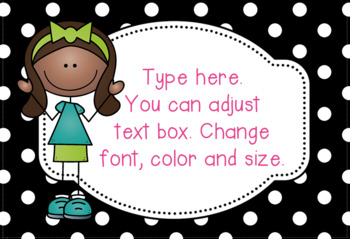 Editable Labels | Avery 25395