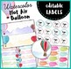 Editable Labels | Banners | Teacher Toolbox Labels | Sterilite Drawer Labels