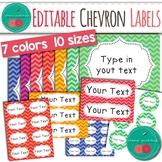 Chevron Labels