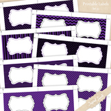 Editable Labels Set 35