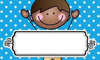 Editable Labels | Stick Kiddo Theme