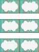 Editable Labels - Woodgrain