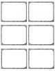 Editable Labels to Organize Your Classroom