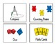 Editable Large Classroom Supply Labels - Primary Font