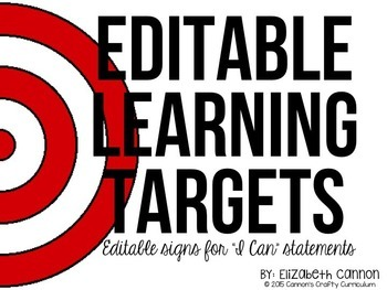 {Editable} Learning Target Signs