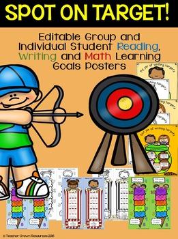Editable Learning Targets